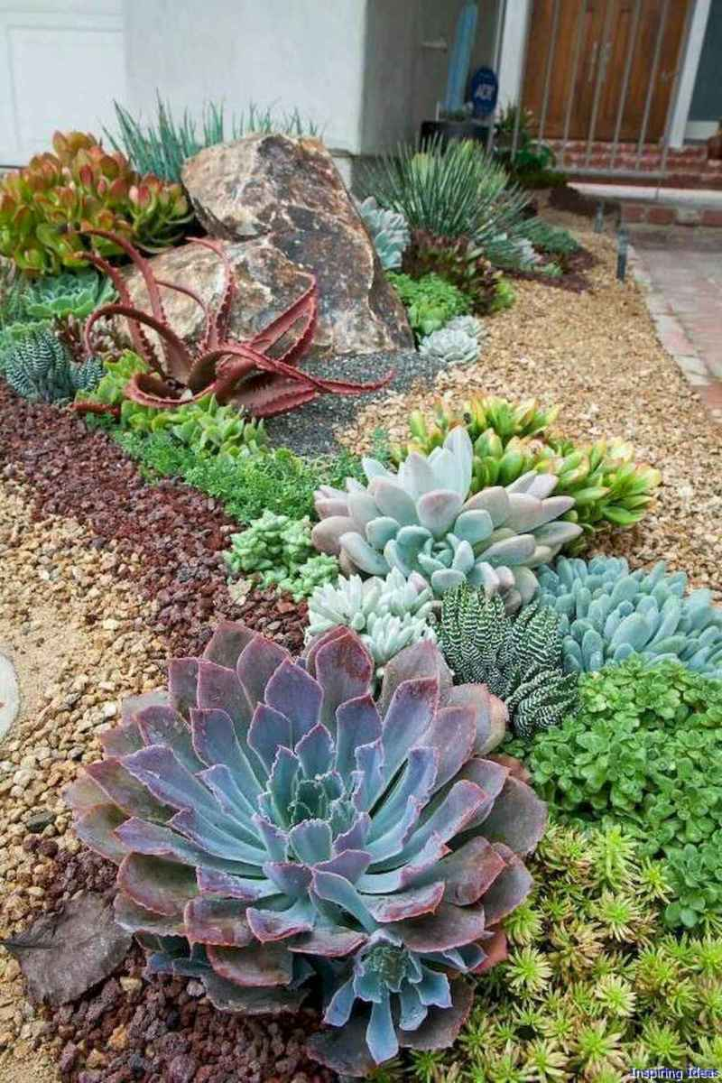 40 Inspiring Garden Landscaping Design Ideas