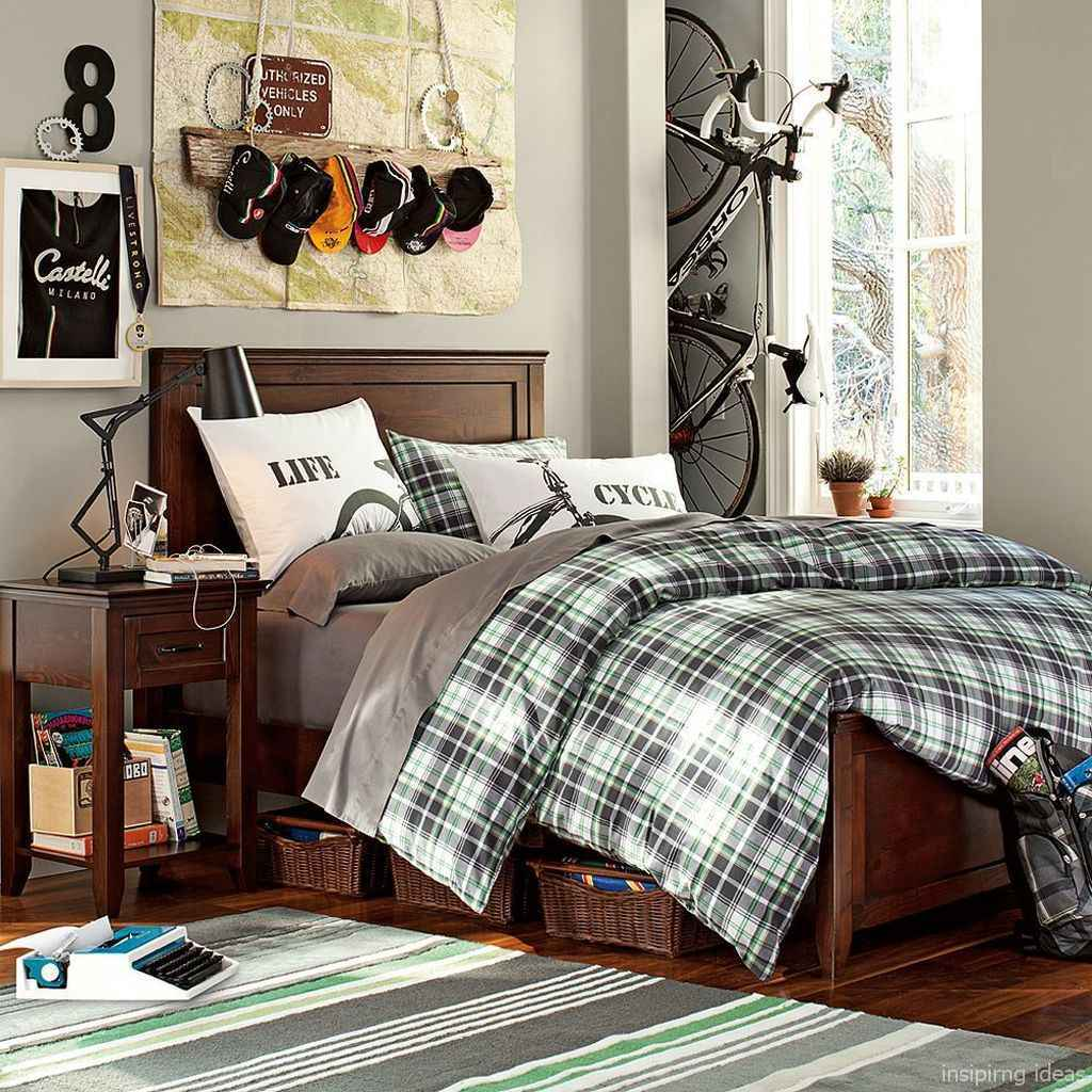 41 Simple Bedroom Design Ideas for Small Space