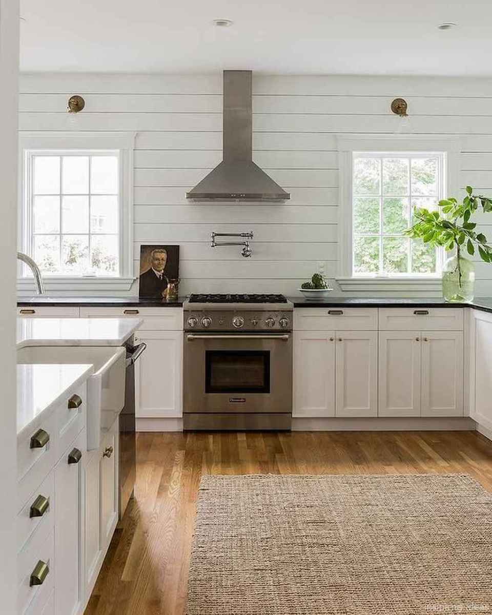 43 Modern Farmhouse Kitchen Remodel Ideas