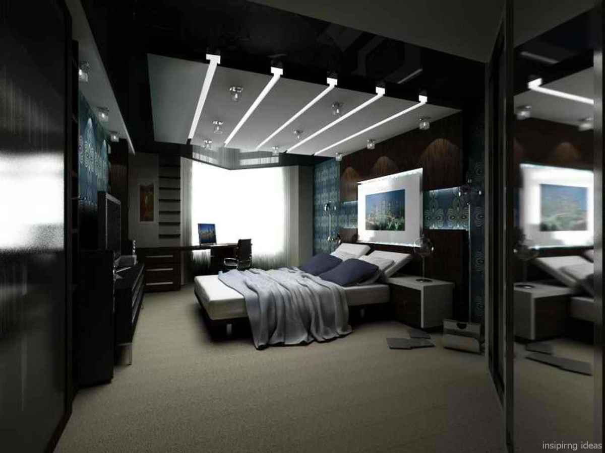 44 Simple Bedroom Design Ideas for Small Space