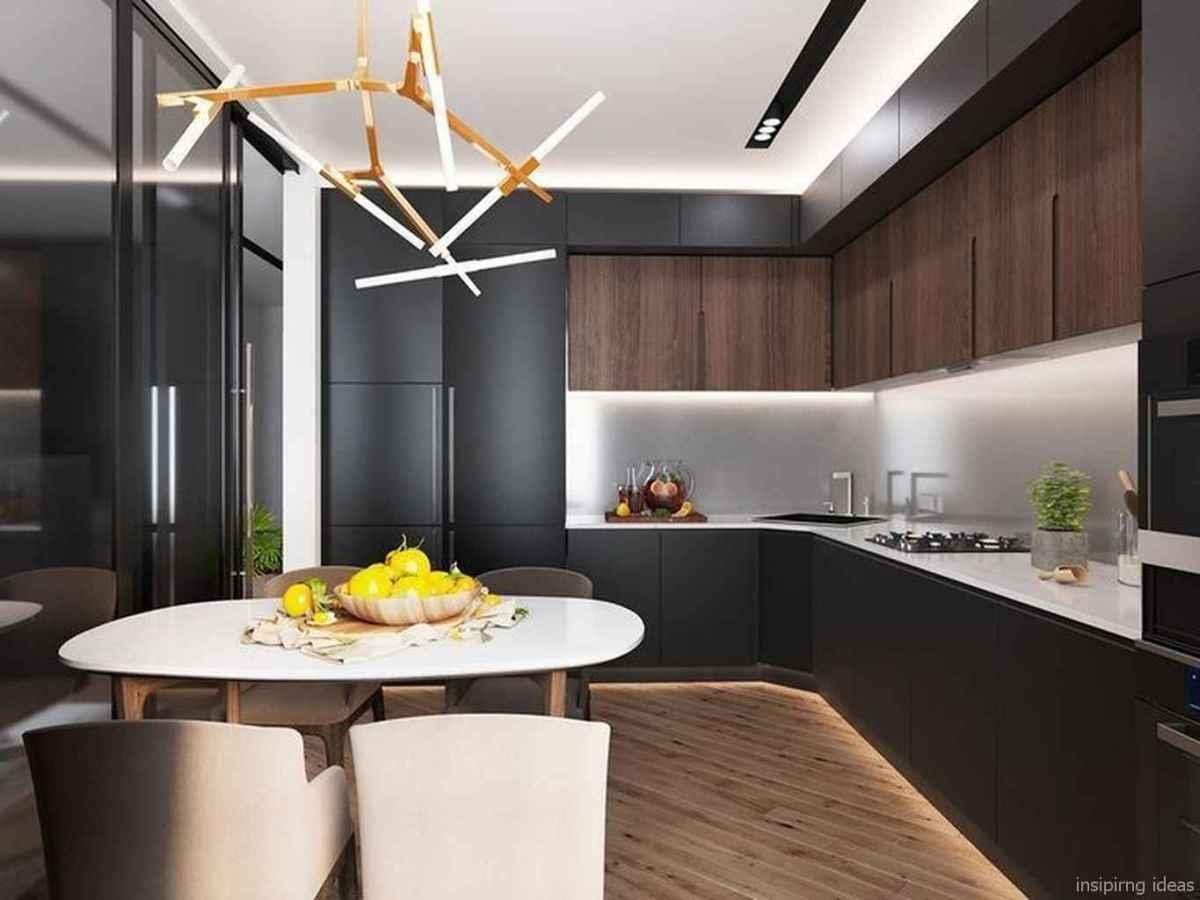 44 Small Modern Kitchen Design Ideas