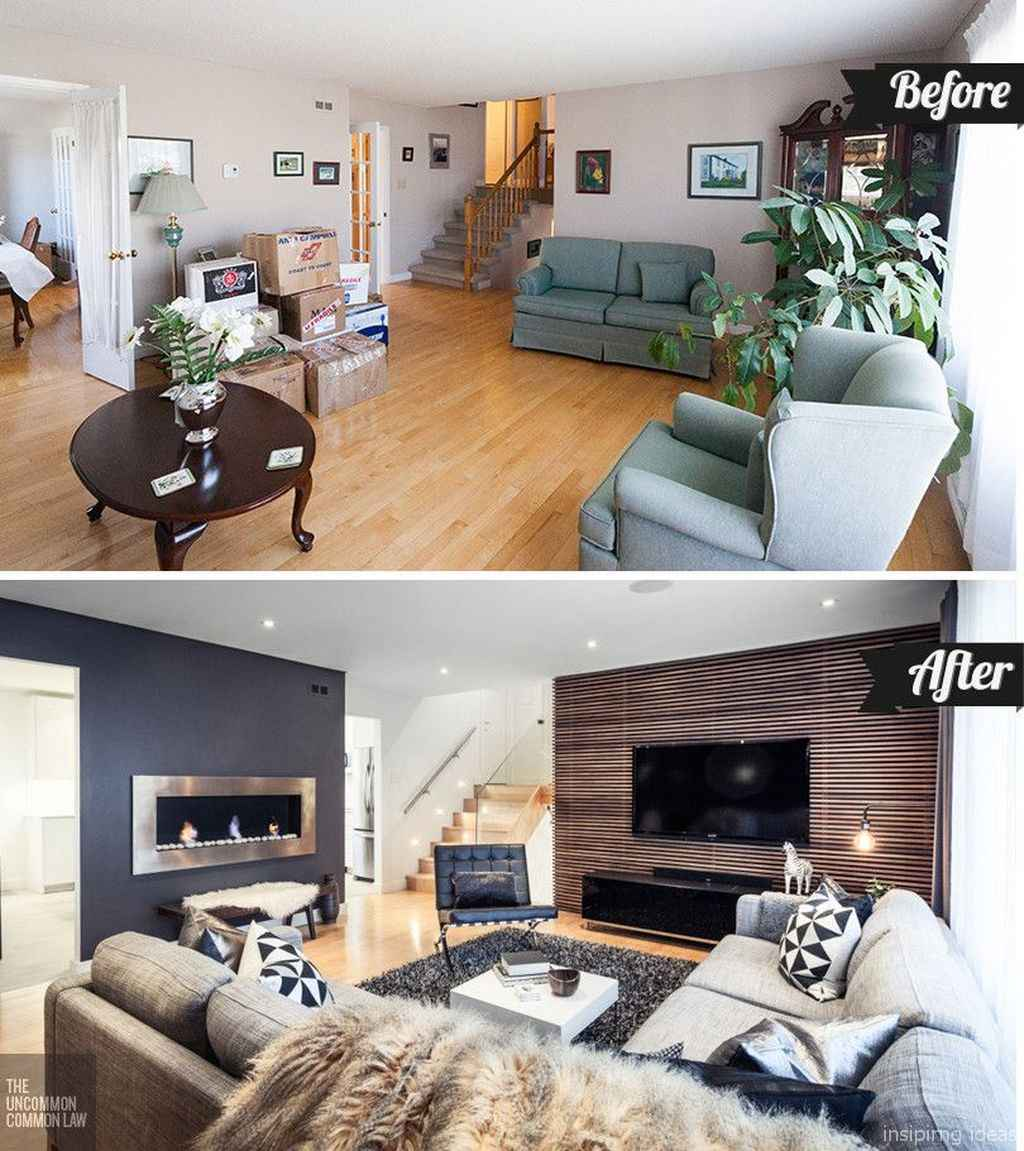 46 Chic Apartment Decorating Ideas