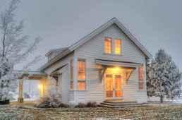 46 Modern Small Farmhouse Exterior Design Ideas