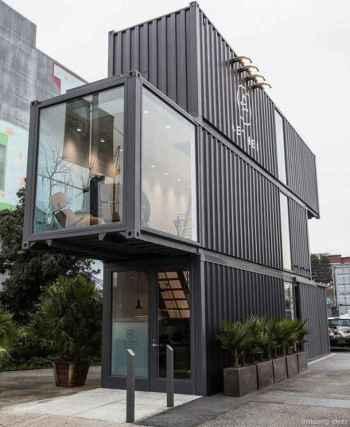 48 Genius Container House Design Ideas