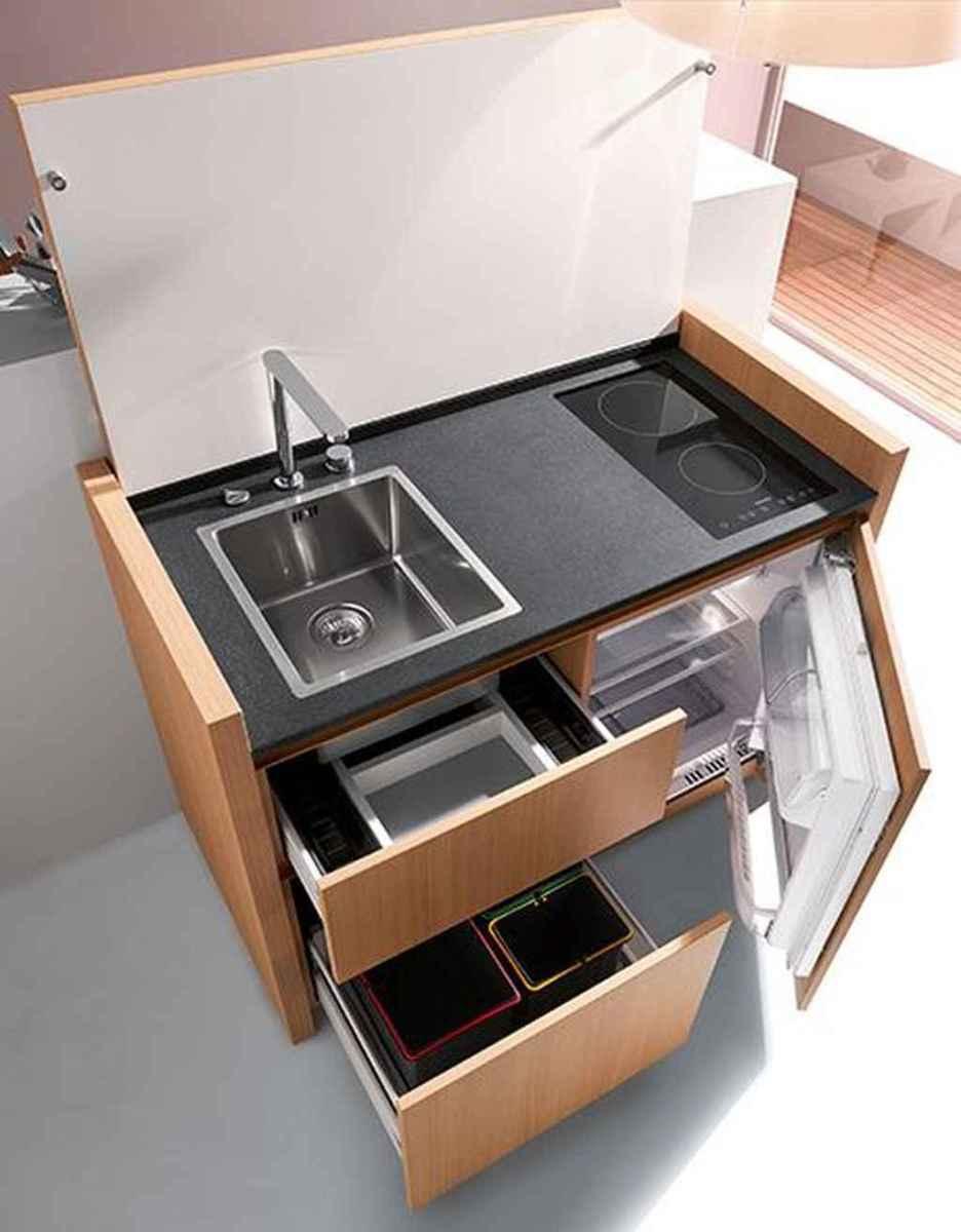 48 Small Modern Kitchen Design Ideas