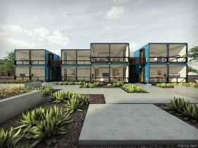 49 Genius Container House Design Ideas