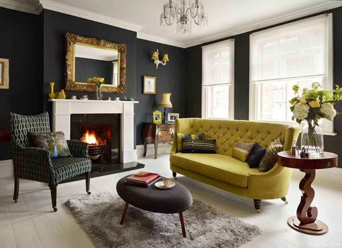 51 Modern Living Room Color Schemes Decor Ideas