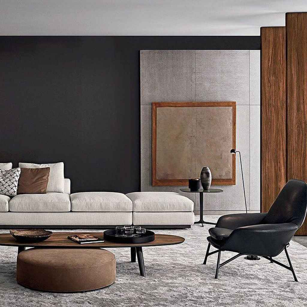 56 Modern Living Room Color Schemes Decor Ideas