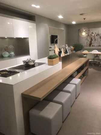 57 Fabulous Modern Kitchen Island Ideas