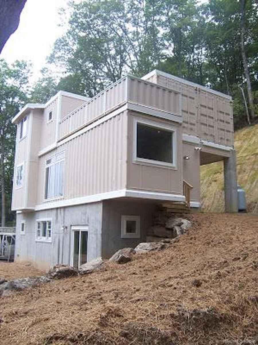 60 Genius Container House Design Ideas