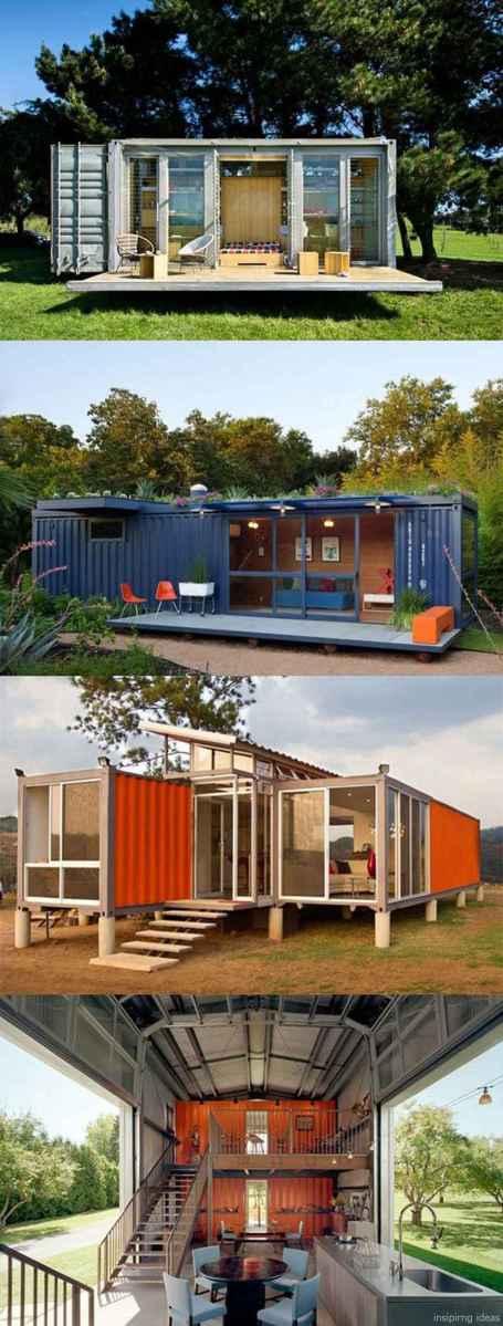 63 Genius Container House Design Ideas
