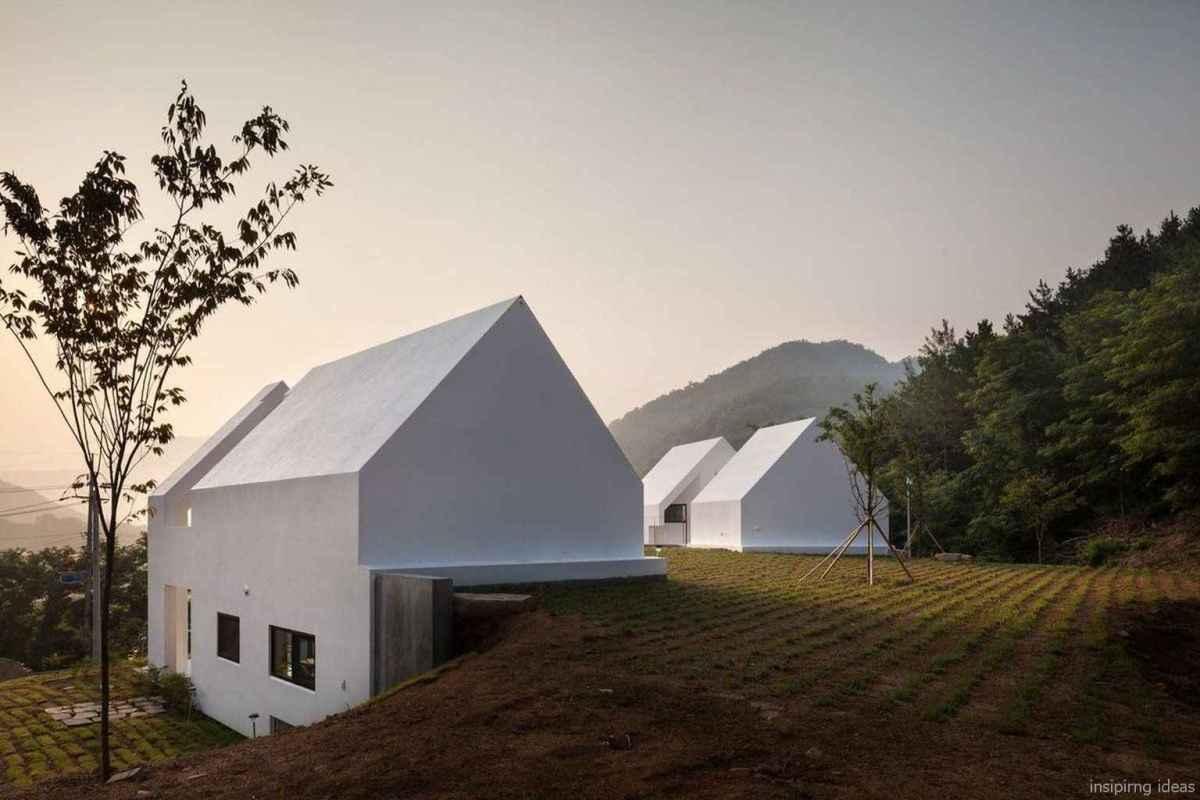 64 Modern Small Farmhouse Exterior Design Ideas