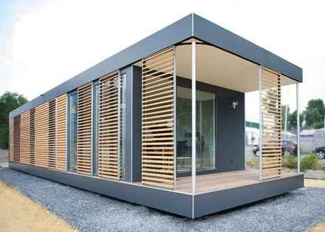 69 Genius Container House Design Ideas