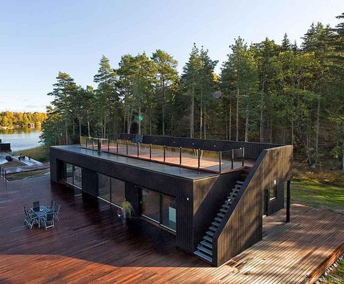 76 Genius Container House Design Ideas