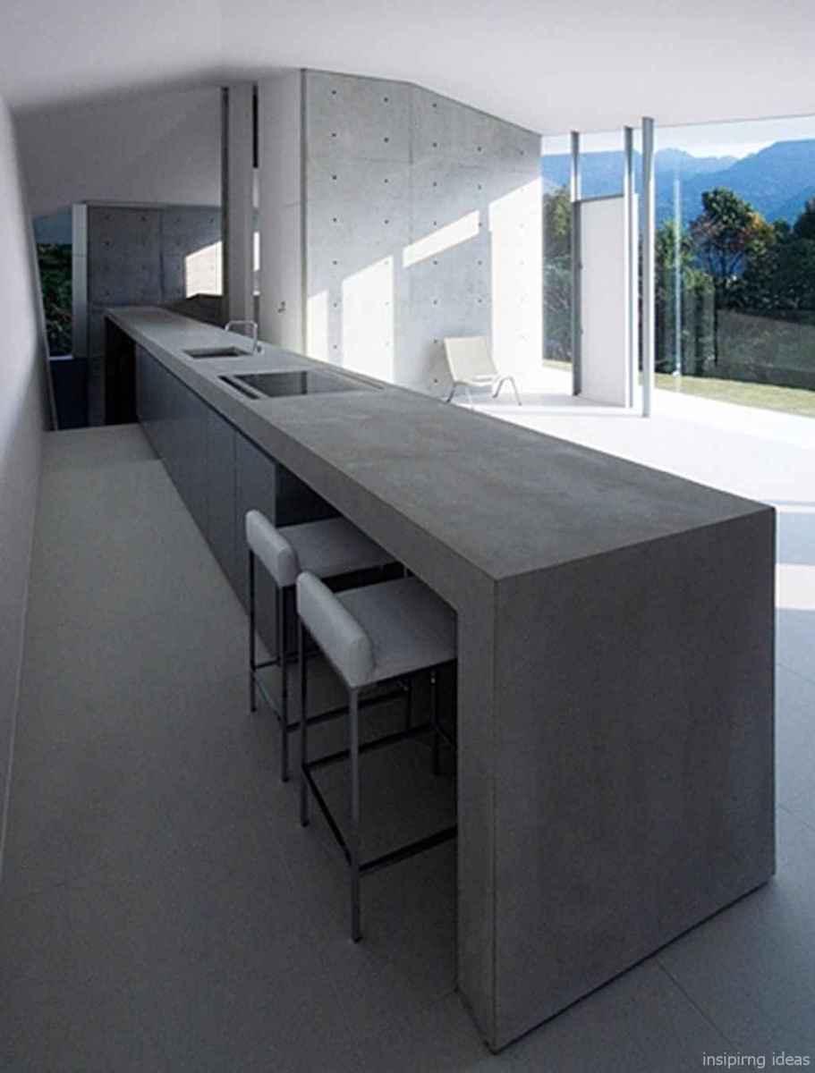81 Fabulous Modern Kitchen Island Ideas