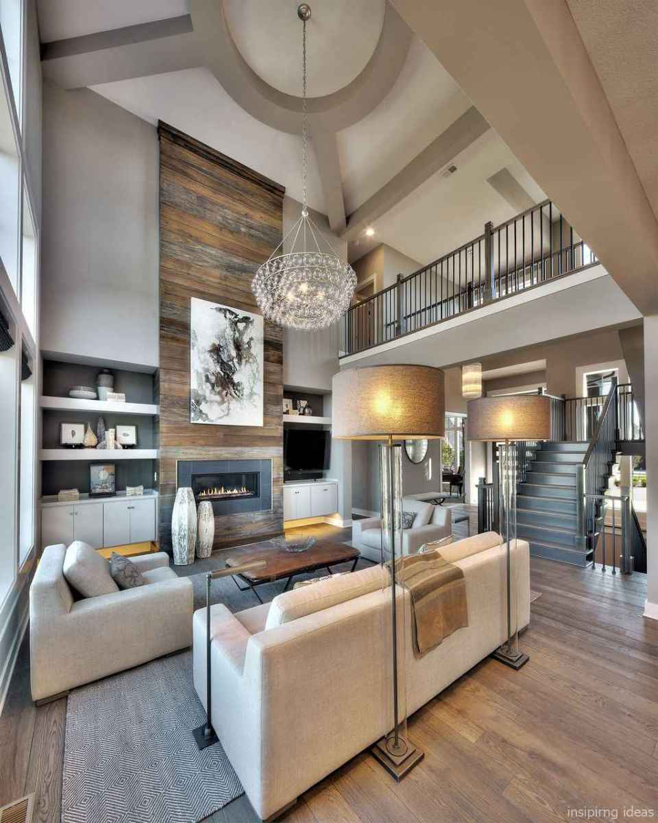 82 Modern Living Room Color Schemes Decor Ideas