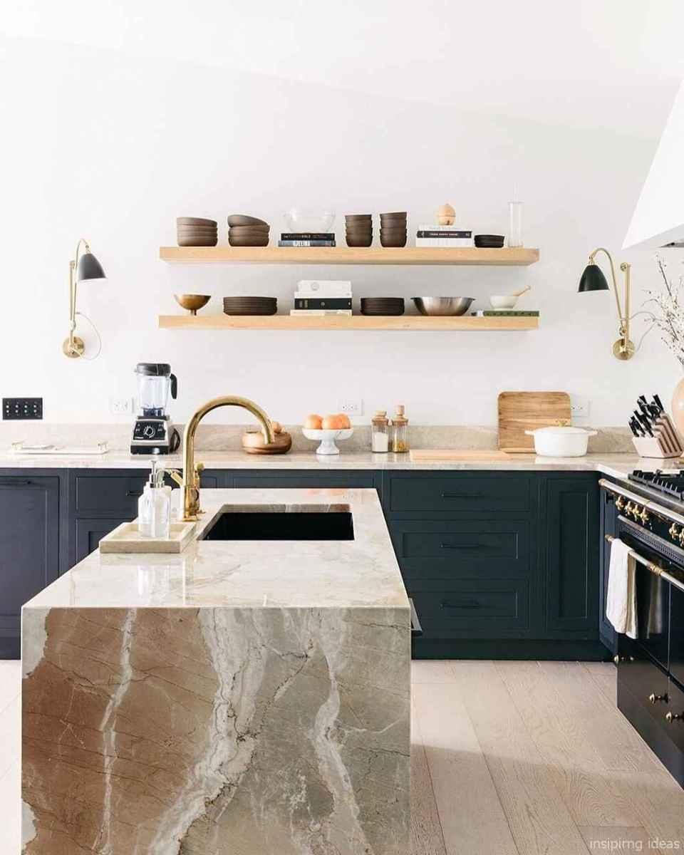 90 Fabulous Modern Kitchen Island Ideas