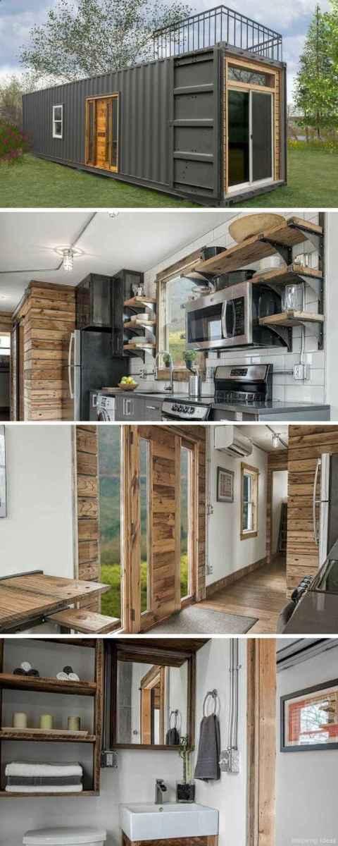 10 Unique Container House Interior Design Ideas