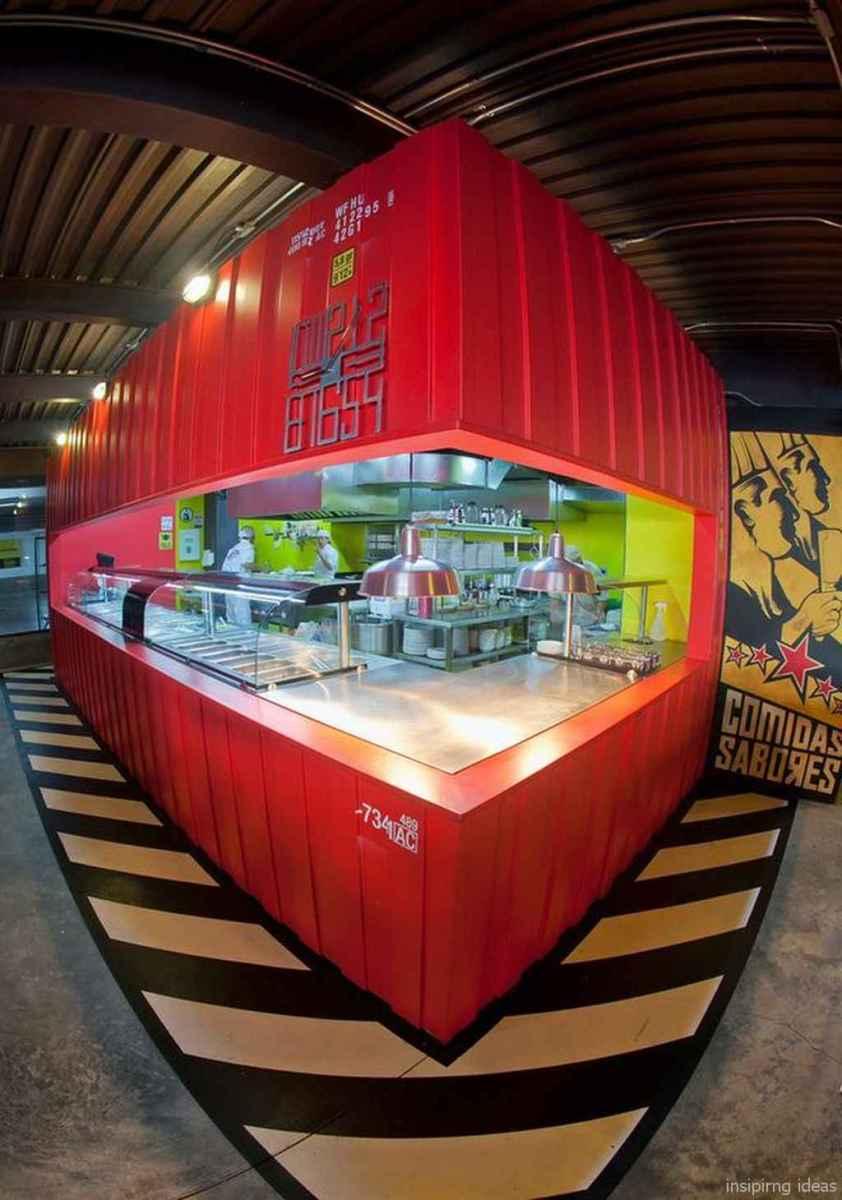 11 Unique Container House Interior Design Ideas