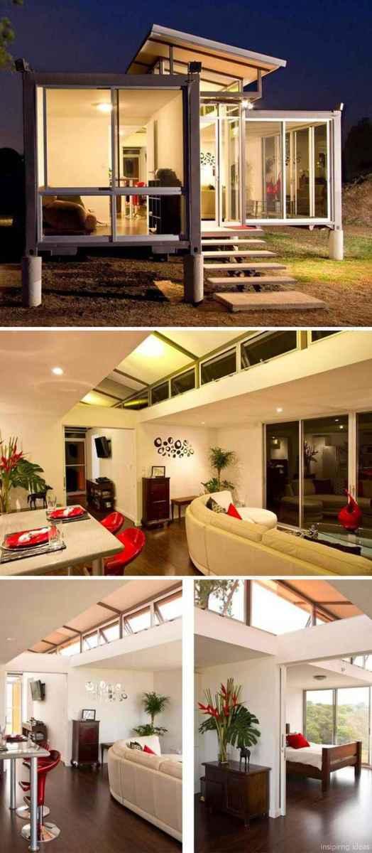 12 Unique Container House Interior Design Ideas