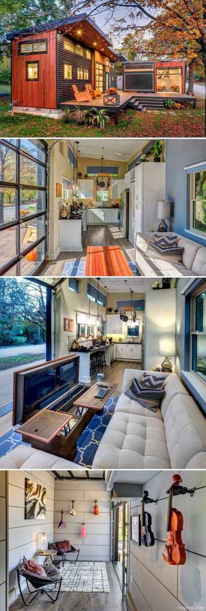 13 Unique Container House Interior Design Ideas