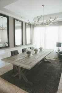 18 Beautiful Modern Farmhouse Dining Room Decor Ideas