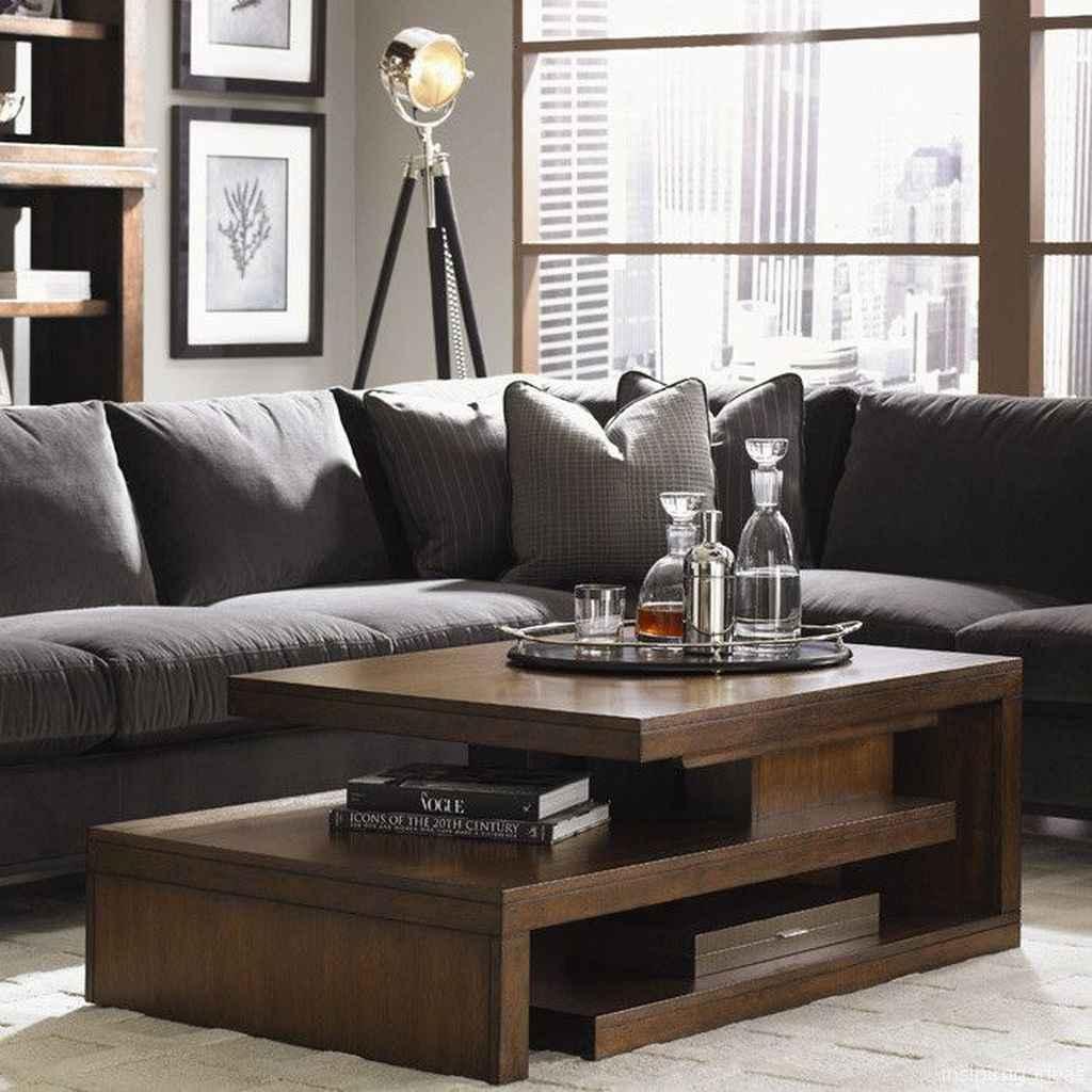 20 Fabulous Modern Gray Living Room Decor Ideas