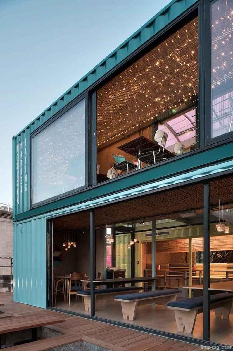20 Unique Container House Interior Design Ideas