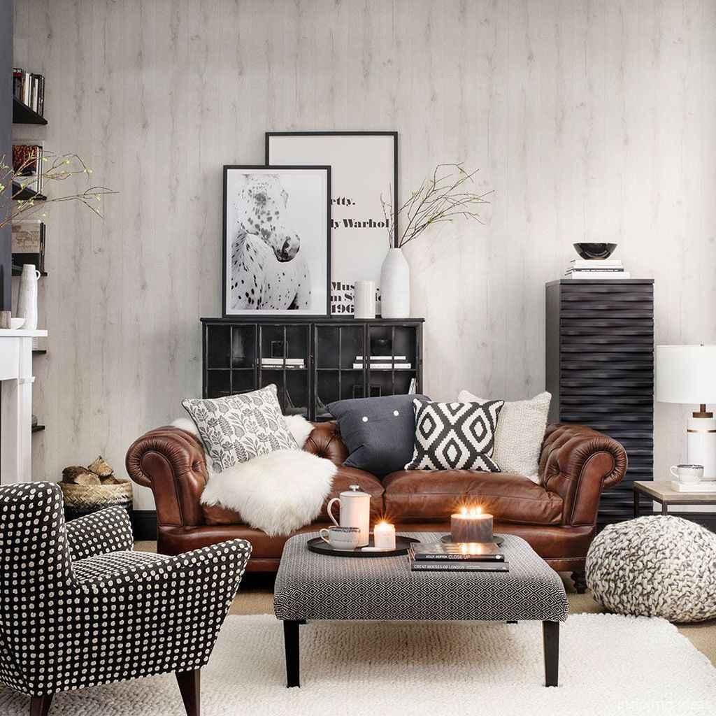 22 Fabulous Modern Gray Living Room Decor Ideas