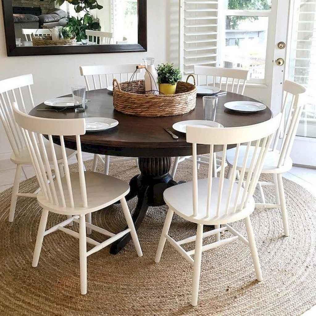 25 Beautiful Modern Farmhouse Dining Room Decor Ideas
