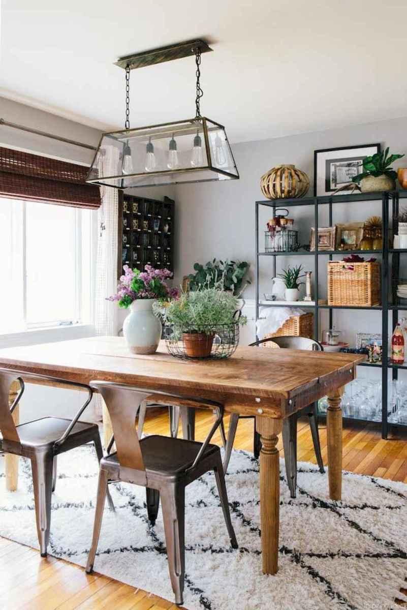 28 Beautiful Modern Farmhouse Dining Room Decor Ideas