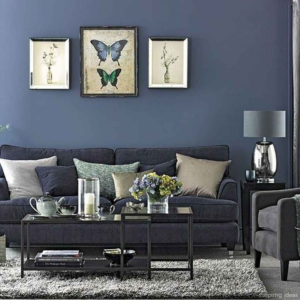 28 Fabulous Modern Gray Living Room Decor Ideas
