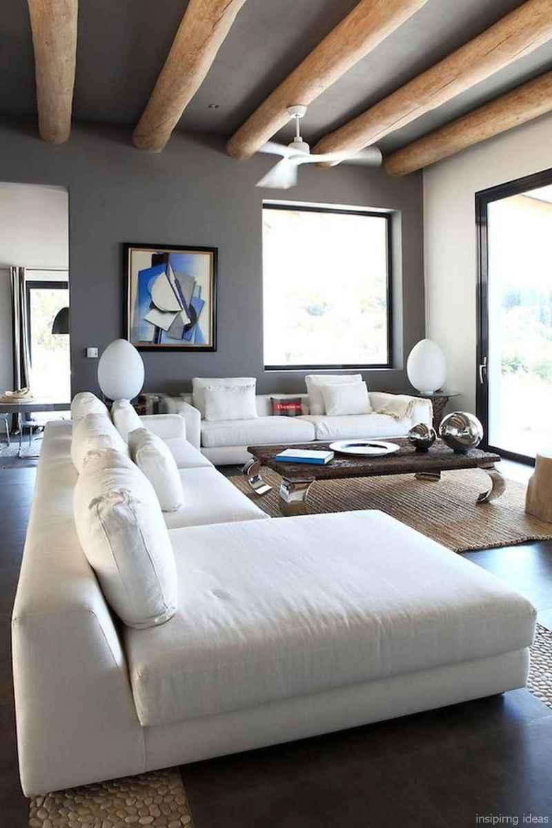 33 Fabulous Modern Gray Living Room Decor Ideas