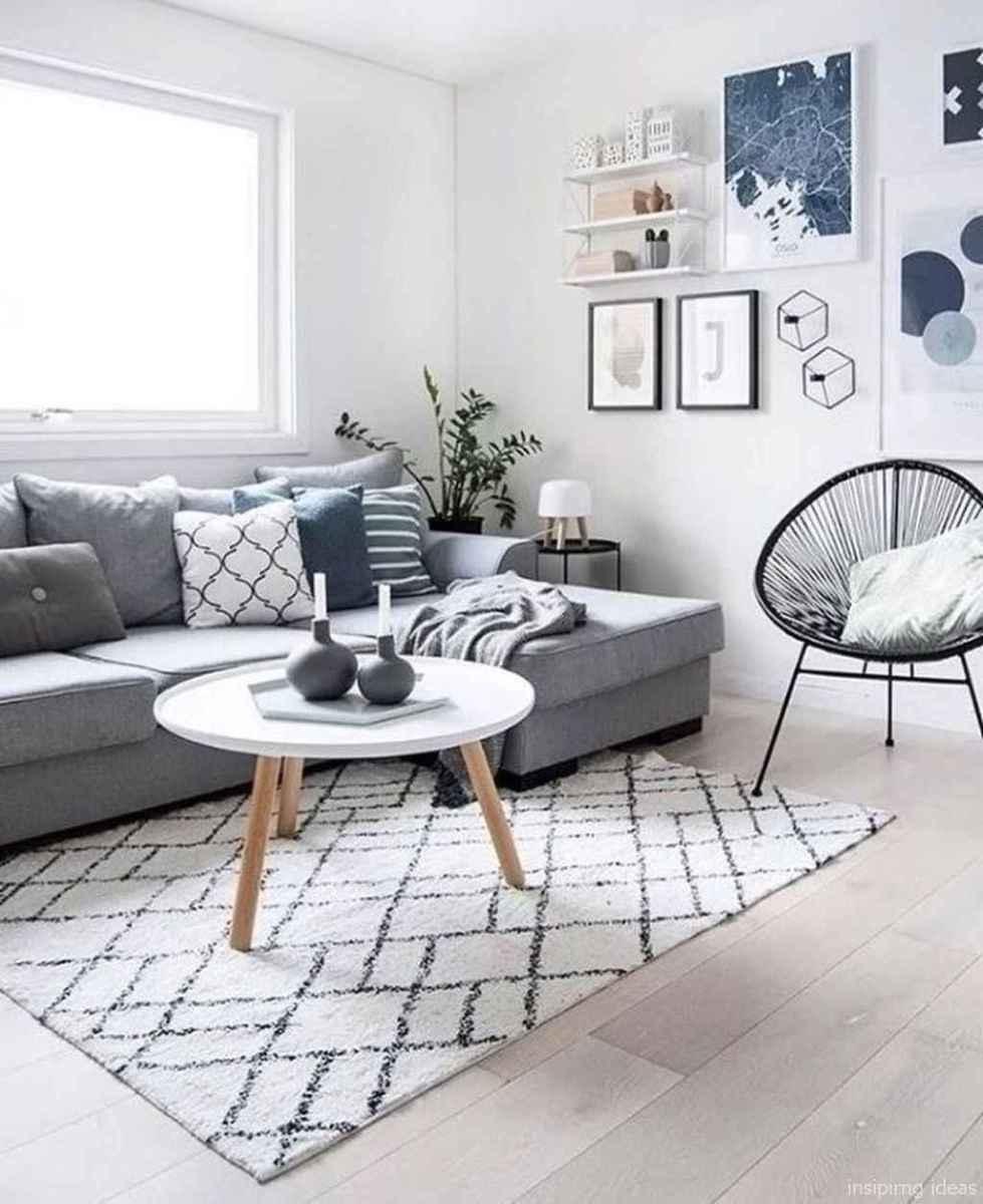 36 Fabulous Modern Gray Living Room Decor Ideas