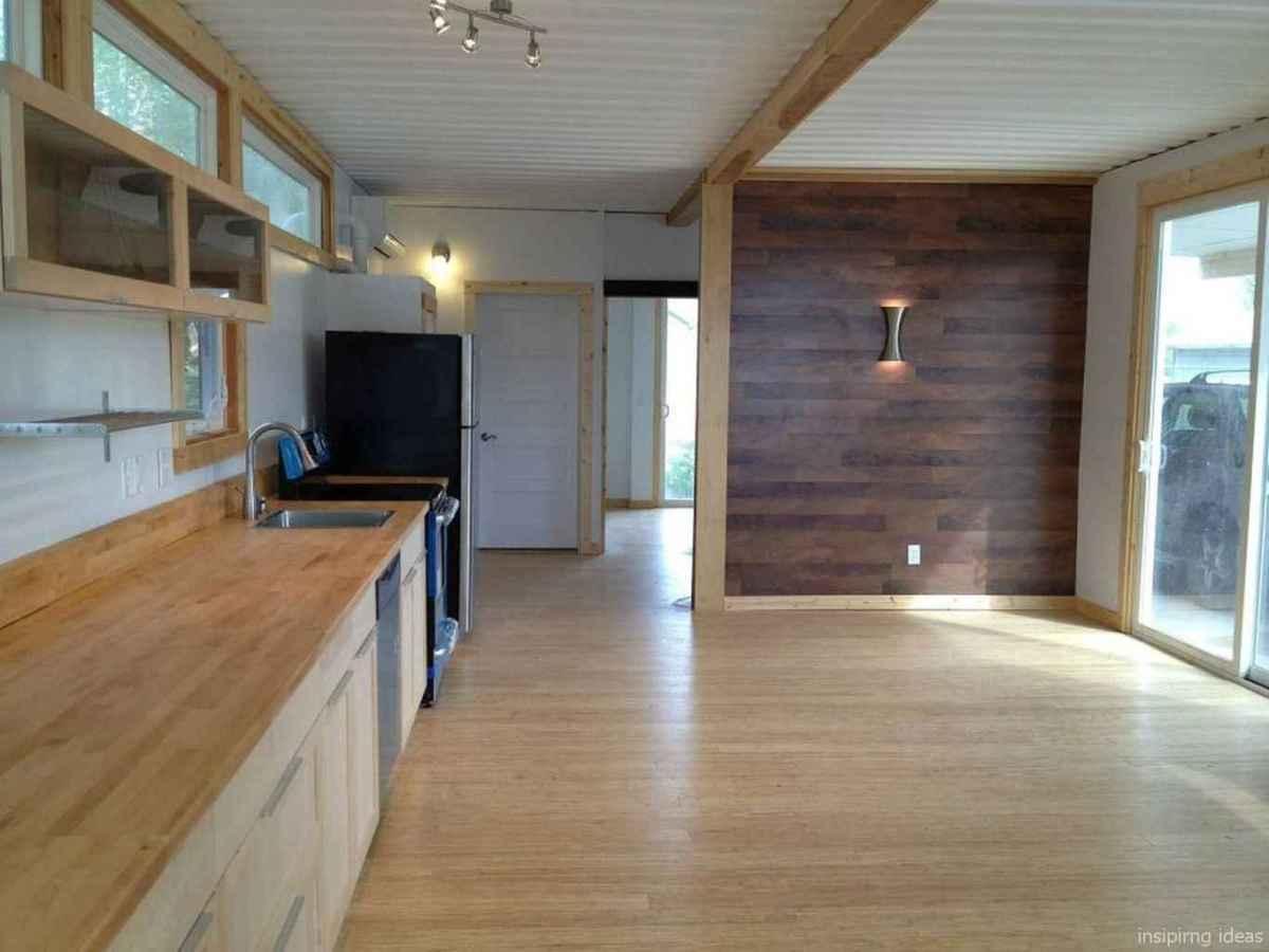 36 Unique Container House Interior Design Ideas