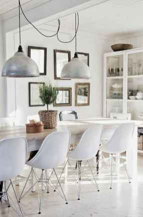 39 Beautiful Modern Farmhouse Dining Room Decor Ideas