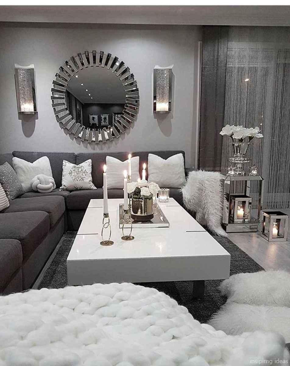 41 Fabulous Modern Gray Living Room Decor Ideas