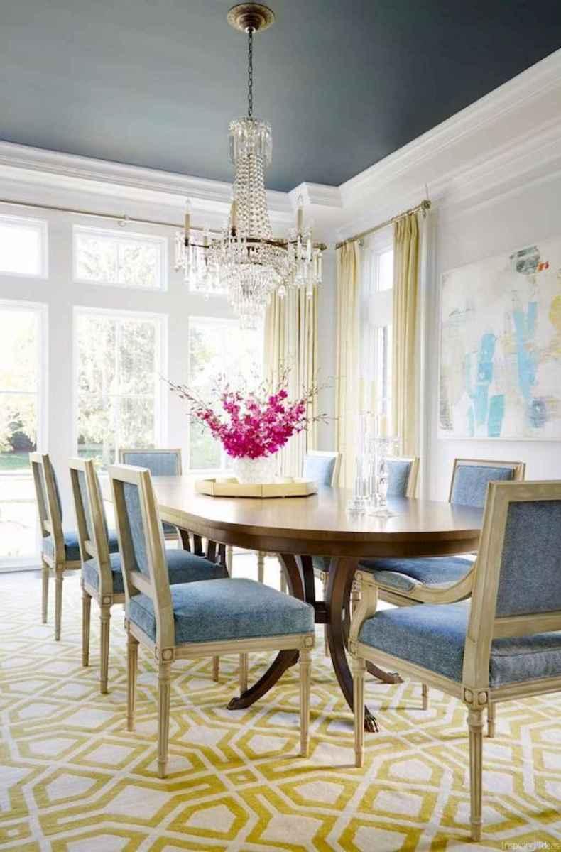 43 Beautiful Modern Farmhouse Dining Room Decor Ideas