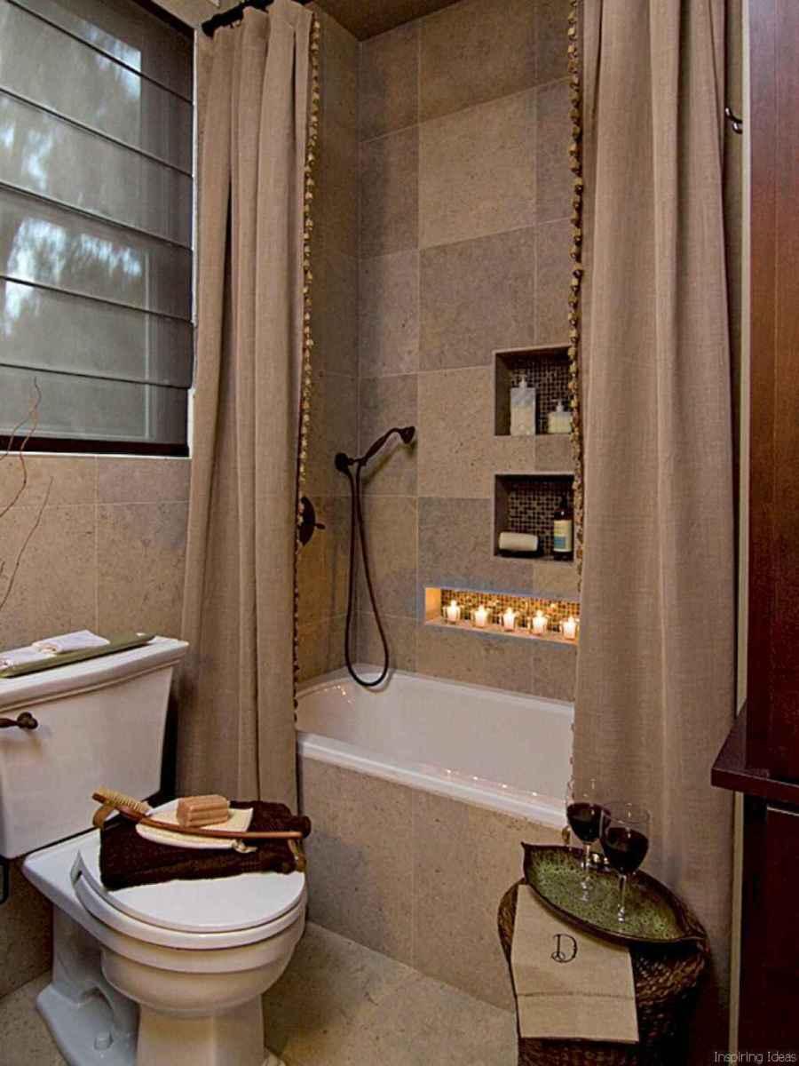 43 Genius Small Bathroom Makeover Ideas