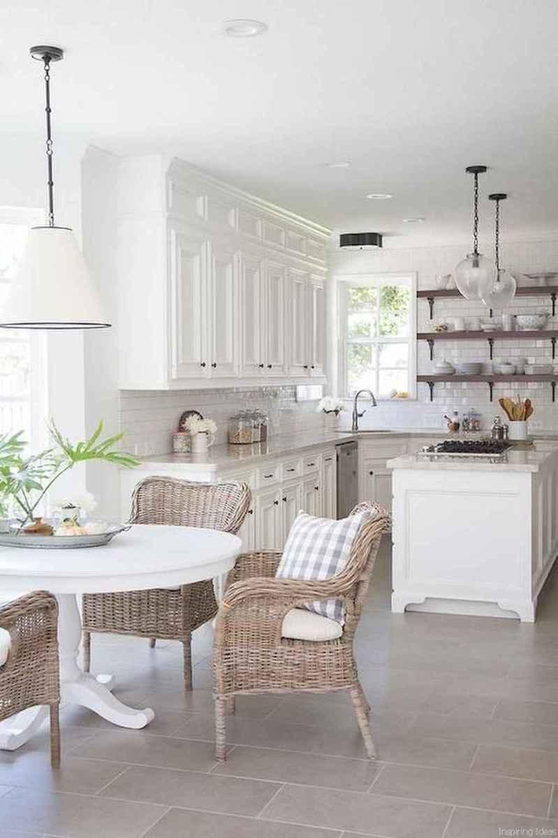 46 Beautiful Modern Farmhouse Dining Room Decor Ideas