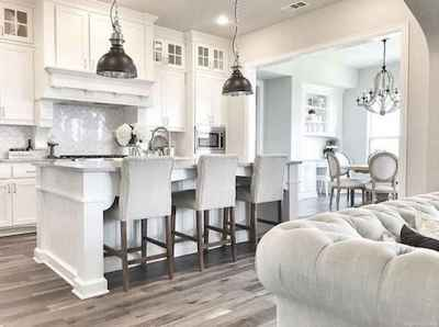 51 Beautiful Modern Farmhouse Dining Room Decor Ideas