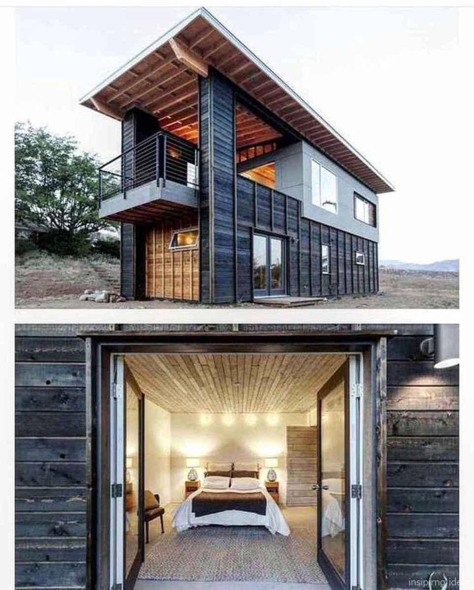 58 Unique Container House Interior Design Ideas