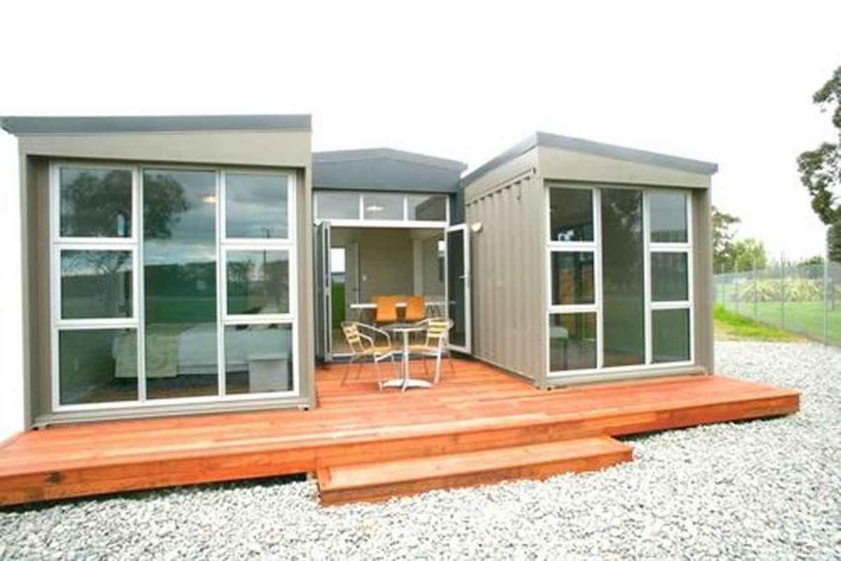 63 Unique Container House Interior Design Ideas