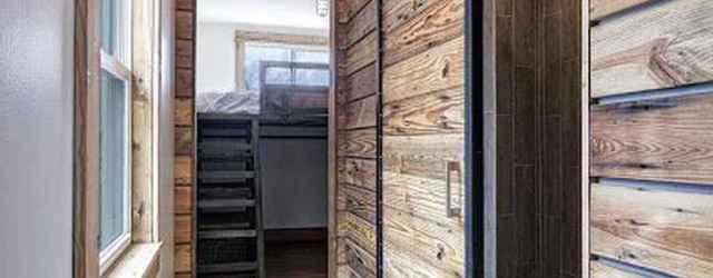 64 Unique Container House Interior Design Ideas