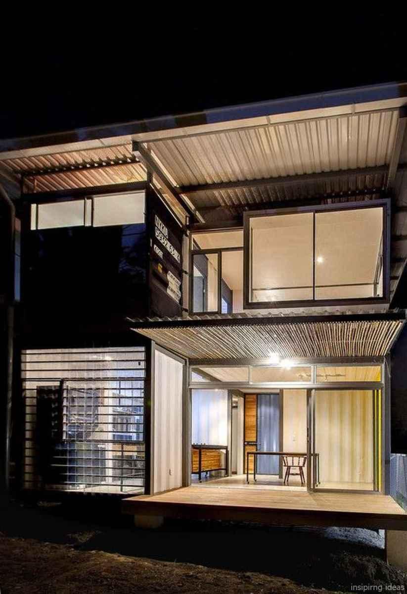 66 Unique Container House Interior Design Ideas