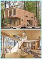 69 Unique Container House Interior Design Ideas