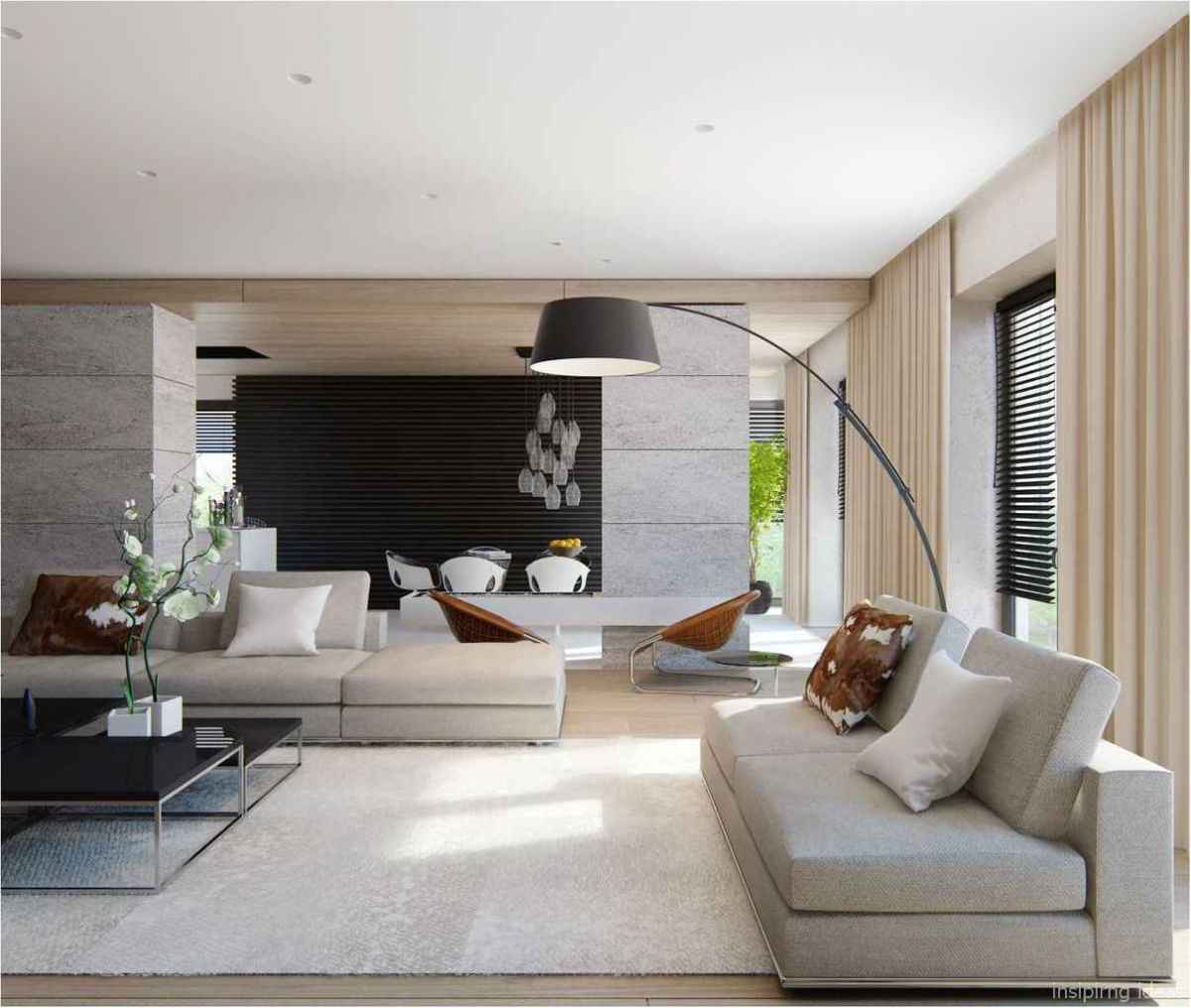 85 Modern Living Room Decor Ideas 06