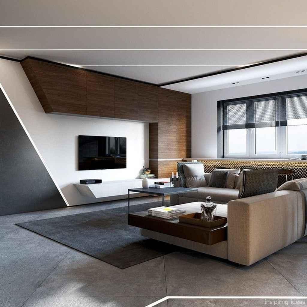 85 Modern Living Room Decor Ideas 26