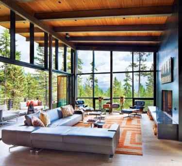 85 Modern Living Room Decor Ideas 49