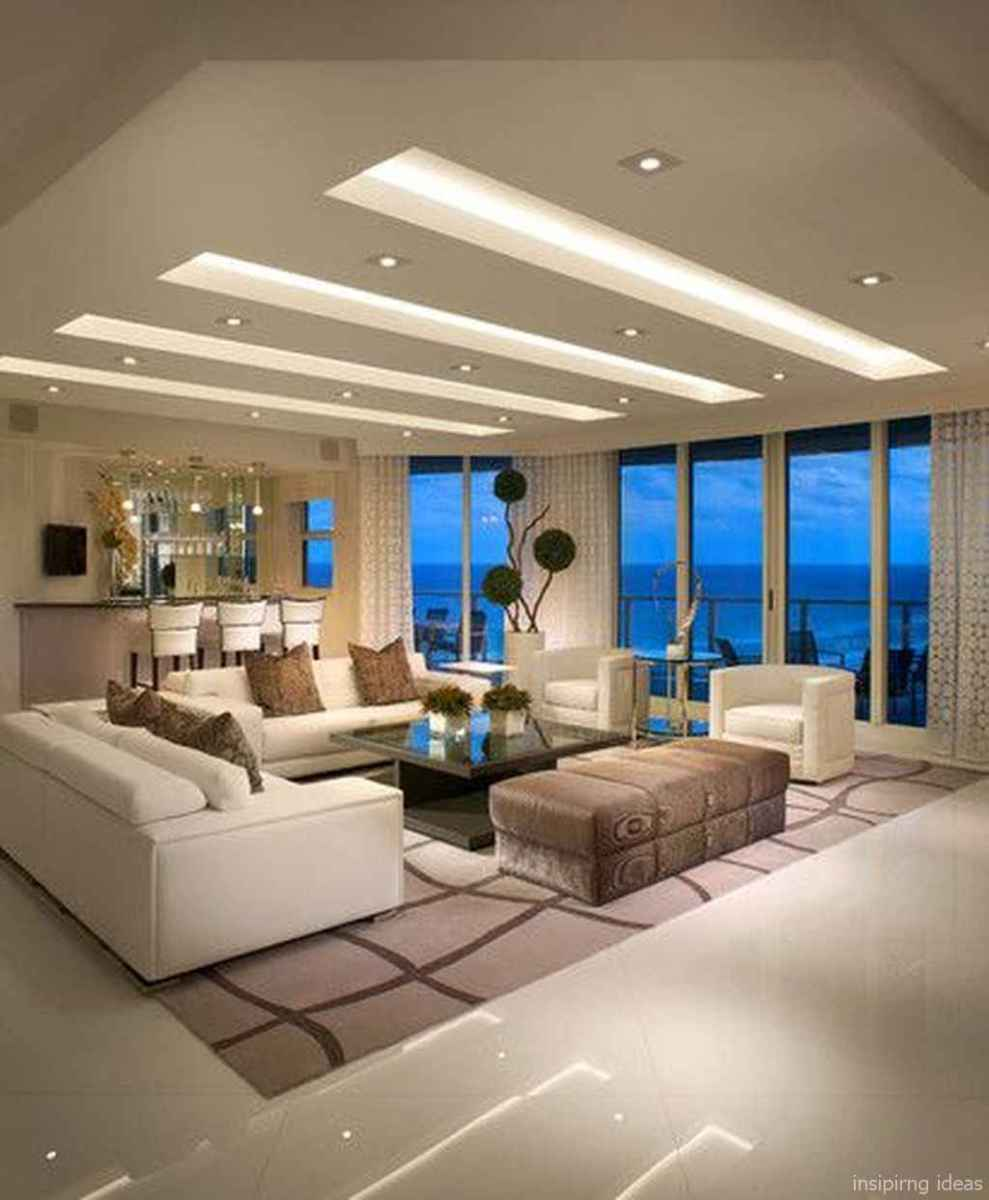 85 Modern Living Room Decor Ideas 50